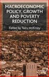 Macroeconomic Policy, Growth and Poverty Reduction 9780333928974