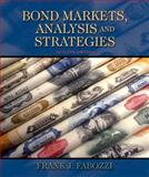 Bond Markets, Analysis, and Strategies, Fabozzi, Frank J., 0136078974