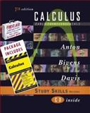 Calculus Early Transcendentals, Anton, Howard and Bivens, Irl, 047145897X