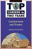 Construction and Trades, Porterfield, Deborah, 0816068976
