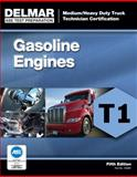 ASE Test Preparation - T1 Gasoline Engines, Delmar Cengage Learning Staff, 1111128979