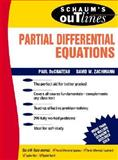 Schaum's Outline of Partial Differential Equations, DuChateau, Paul C. and Zachmann, D. W., 0070178976