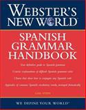 Webster's New World Spanish Grammar Handbook, Gail Stein, 0764578979