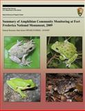 Summary of Amphibian Community Monitoring at Fort Frederica National Monument 2009, Michael Byrne, 1491068973