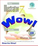 Illustrator 7 Wow! Book, Steuer, Sharon, 0201688972