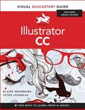 Illustrator CC, Elaine Weinmann and Peter Lourekas, 0321928970