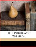 The Purhcase Meeting, James Wood, 1149928980