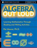 Algebra Out Loud, Pat Mower, 0787968986