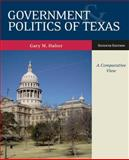 Government and Politics of Texas, Halter, Gary M., 0073378984