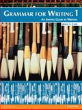 Grammar for Writing : An Editing Guide to Writing, Cain, Joyce S., 0132088983