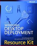 Microsoft Windows Desktop Deployment, Honeycutt, Jerry and Microsoft Official Academic Course Staff, 0735618984