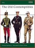 The Old Contemptibles, Michael Barthorp, 0850458986