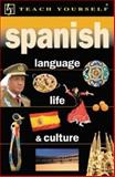 Teach Yourself Spanish Language, Life, and Culture, Zollo and Turk, Judy Vanslyke, 0658008986