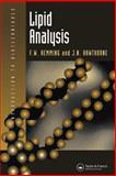 Lipid Analysis, Hemming, F. W. and Hawthorne, J. N., 1872748988