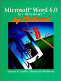 Microsoft Word 6.0 for Windows by Pictorial, Curtis, Dennis, 0131218980