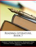 Reading-Literature, Book, Harriet Taylor Treadwell and Margaret Free, 1145388981