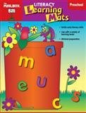 Literacy Learning Mats, The Mailbox Books Staff, 156234899X