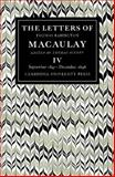 The Letters of Thomas Babington MacAulay Vol. 4 : September 1841-December 1848, Macaulay, Thomas Babington, 0521088992