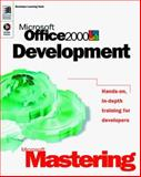 Microsoft Office 2000 Development, Microsoft Official Academic Course Staff, 0735608997