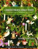Christmas, 1940-1959, Robert Brenner, 0764318993