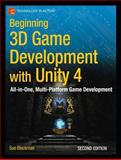 3D Game Development with Unity 4, Sue Blackman, 1430248998