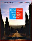 French for Oral and Written Review, Carlut, Charles and Meiden, Walter, 0030758998