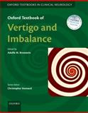 Oxford Textbook of Vertigo and Imbalance, Adolfo Bronstein, 0199608997