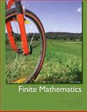 Finite Mathematics, Lial, Margaret L. and Greenwell, Raymond N., 0321748999