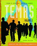 Temas Vol. II : Spanish for the Global Community, Cubillos, Jorge H. and Lamboy, Edwin M., 1413028993