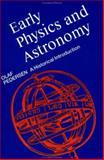 Early Physics and Astronomy, Pedersen, Olaf, 0521408997