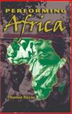 Performing Africa 9780820488998