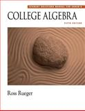 College Algebra, Cohen, David C., 0534368999