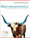 Macroeconomics : Princples, and Applications, and Tools with MyEconLab and EBook 1-Sem Student Access Package, O'Sullivan, Arthur and Sheffrin, Steven, 0132349000