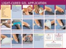 Milady's Standard Nail Tech Procedure Posters Set,, 1401839002