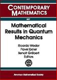 Mathematical Results in Quantum Mechanics, , 0821829009