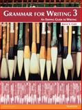 Grammar for Writing : An Editing Guide to Writing, Cain, Joyce S., 0132089009