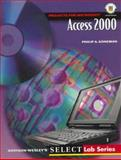 Select : Microsoft Access 2000, Koneman, Philip A., 0201459000