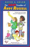 Many Troubles of Andy Russell, David A. Adler, 0152019006