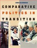 Comparative Politics in Transition, McCormick, John, 0534189008