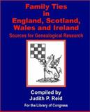 Family Ties in England, Scotland, Wales, and Ireland, , 0898759005
