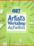 Art Everywhere, Harcourt School Publishers Staff, 0153399007