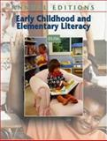 Early Childhood and Elementary Literacy 05/06, Moss, Glenda and Cross, Denise Jean, 0073199001