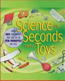 Science in Seconds with Toys, Jean Potter, 0471179000