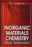 CRC Handbook of Inorganic Materials Chemistry, Sangeeta, 0849389003