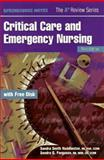 Critical Care and Emergency Nursing, Huddleston, Sandra S. and Ferguson, Sondra G., 0874349001