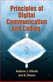 Principles of Digital Communication and Coding, Viterbi, Andrew J. and Omura, Jim K., 0486469018