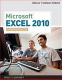 Microsoft® Excel® 2010 : Comprehensive, Shelly, Gary B. and Quasney, Jeffrey J., 1439079013