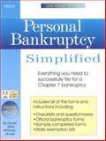 Personal Bankruptcy Simplified, Daniel Sitarz, 1892949016