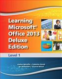 Learning Microsoft Office 2013, Level 1, Emergent Learning LLC Staff and Weixel, Suzanne, 0133149013