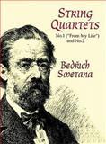 String Quartets Nos. 1 and 2, Bedrich Smetana, 0486299015